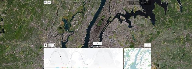 La Terra sul web, in diretta dallo spazio