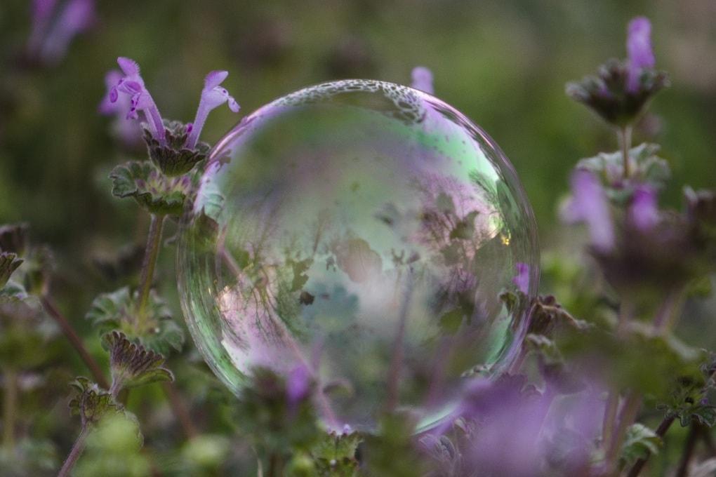 Perché le bolle di sapone sono sferiche?