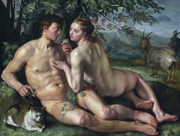 È nato prima Adamo o Eva?
