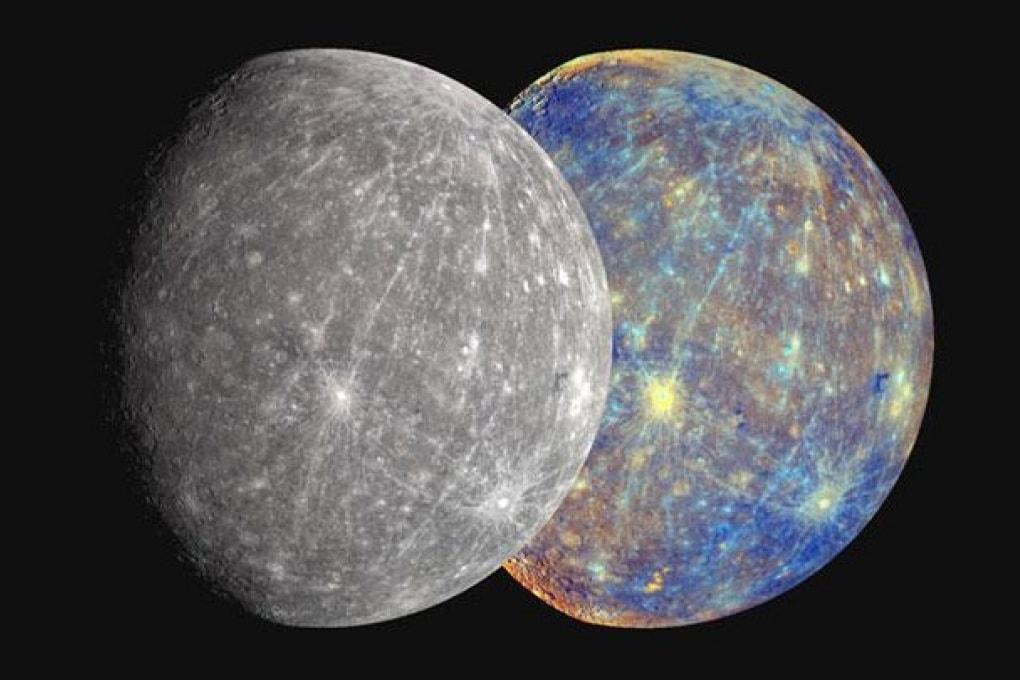 5 cose su Mercurio scoperte dalla sonda Messenger