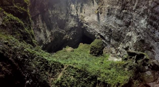 Lo straordinario video della grotta Son Doong