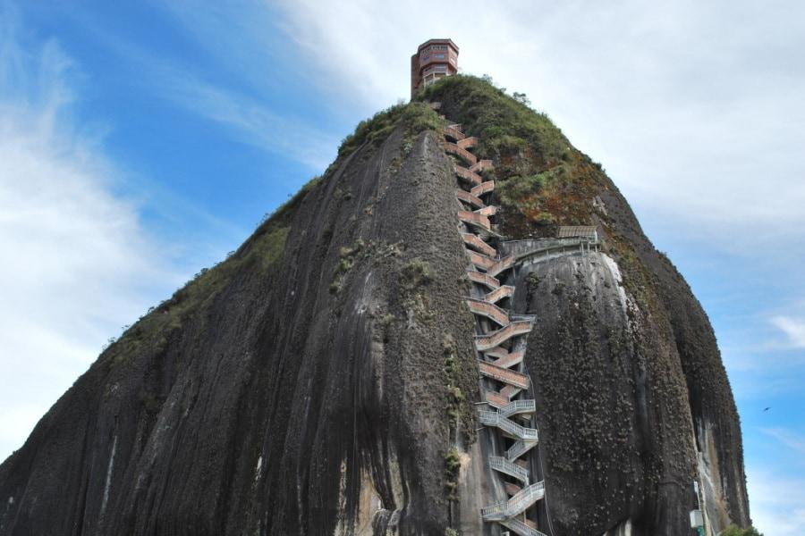 Le 7 scalinate pi ripide del mondo for Famose planimetrie delle case