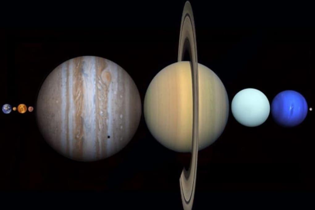 Tra Terra e Luna c'è spazio per tutti i pianeti?