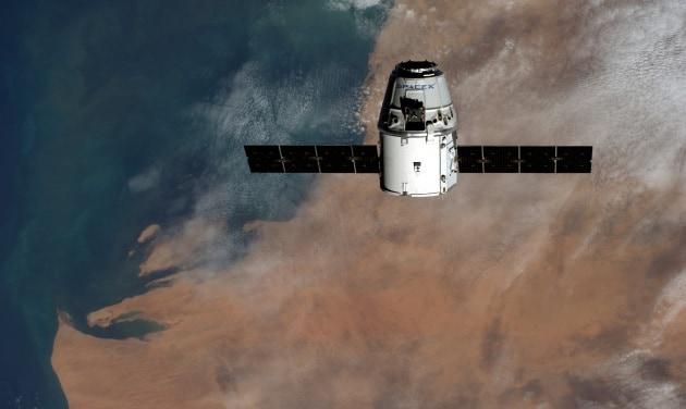 Il mondo dalla ISS, nelle foto di Alex Gerst