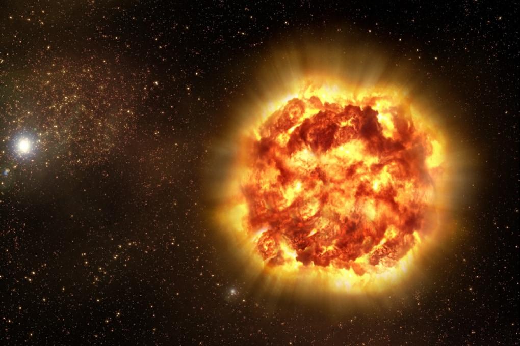 Trovato l'anello mancante tra supernovae e formazione planetaria