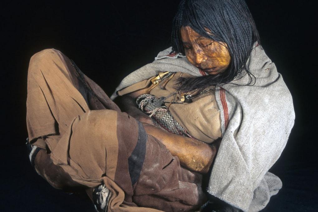 Dalle mummie dei bambini Inca, i segreti dei sacrifici della Capacocha