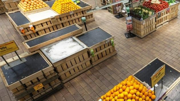 OFFLINE - I supermercati senza le api: le foto