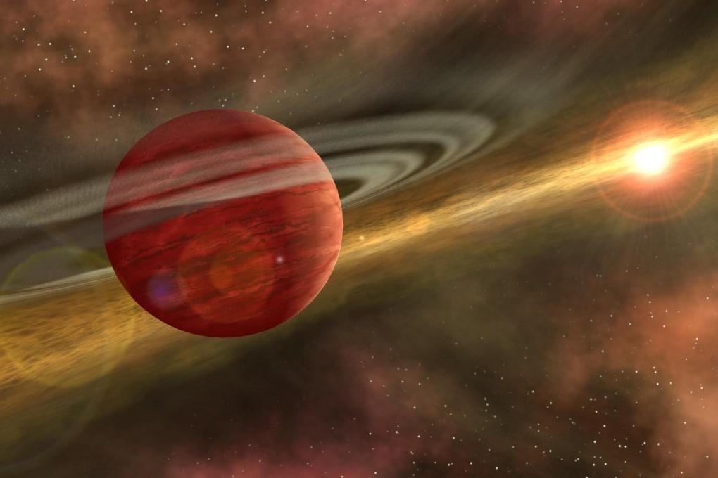 Giove e Saturno hanno plasmato il Sistema Solare