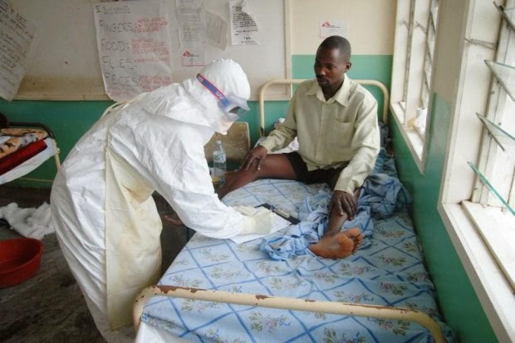 Ebola: 1603 casi e 887 morti secondo l'OMS