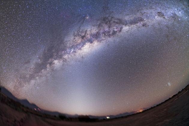 Le meravigliose notti stellate del Cile in time-lapse