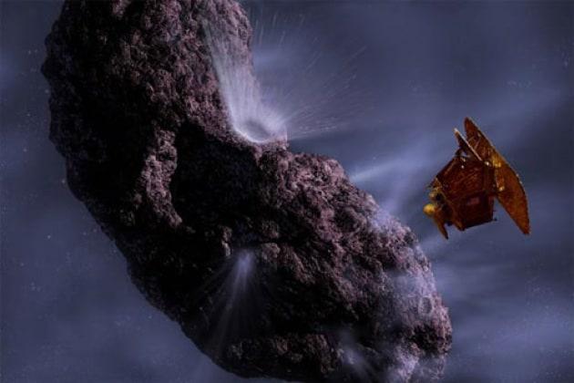 Prendi l'asteroide al lazo