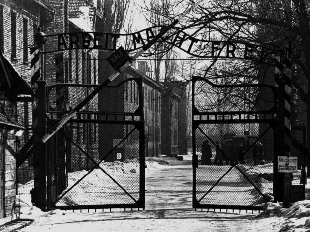 Giorno della Memoria: le foto storiche del campo di sterminio di Auschwitz