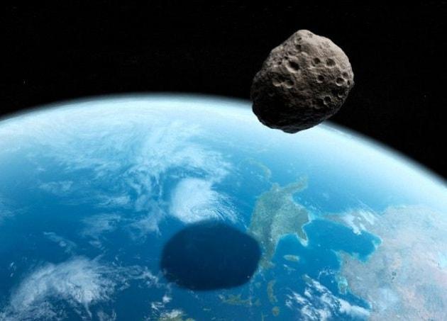A quale distanza passerà l'asteroide 2014 DX110?