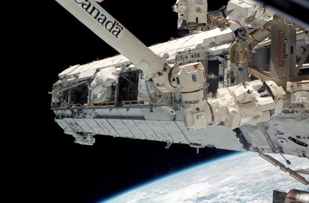 Com'è fatta la Stazione Spaziale Internazionale