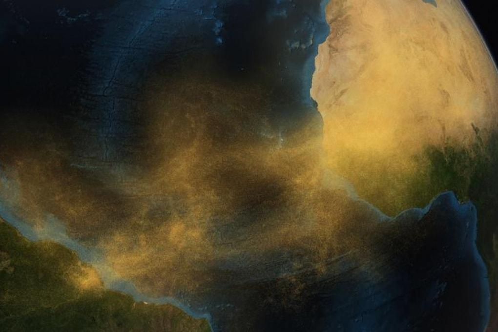 La sabbia del Sahara fertilizza l'Amazzonia