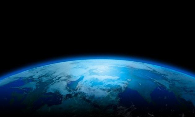 Da che altezza si vede che la Terra è rotonda?