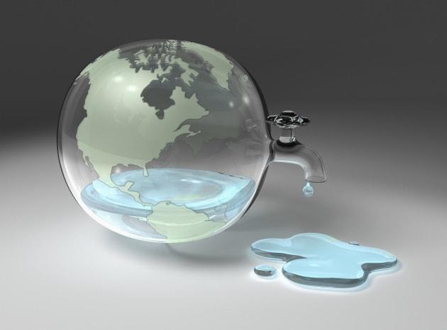 Giornata mondiale dell'acqua: l'impronta idrica italiana