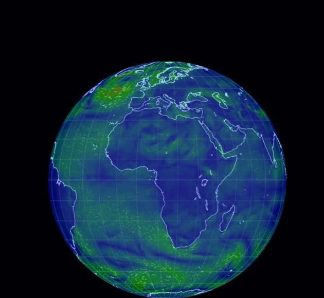 Gli strumenti per visualizzare i cambiamenti climatici