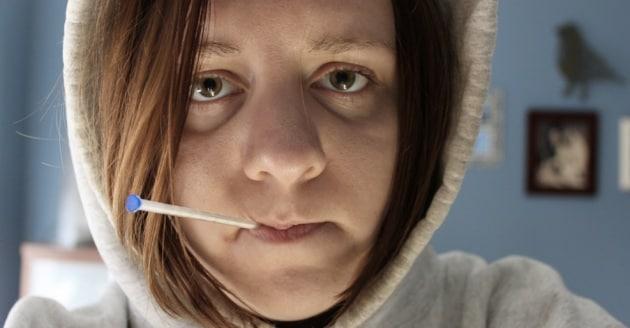 Si abbassa la febbre ma aumentano i contagi