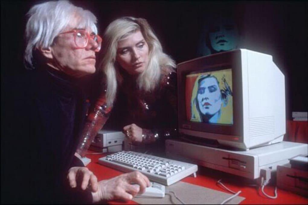 Andy Warhol: ritrovate alcune opere d'arte digitali inedite