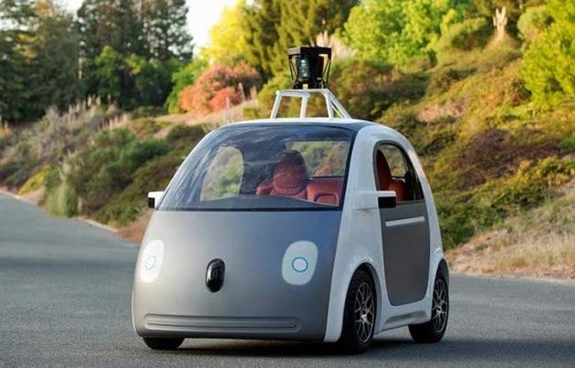 Google car: la sperimentazione va avanti