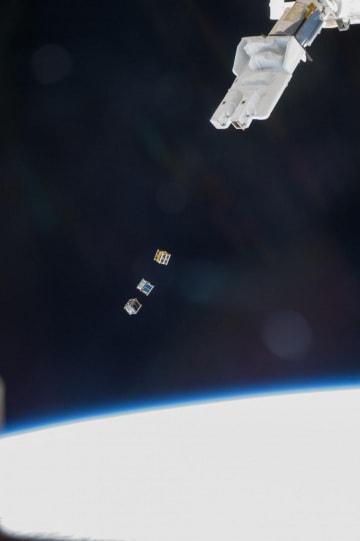 Cubesats: i microsatelliti fai-da-te
