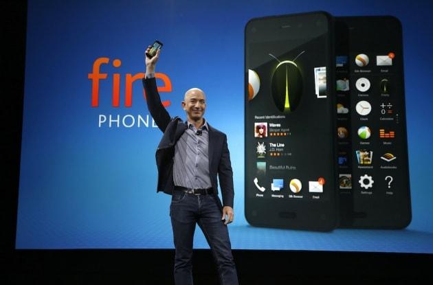 Lo smartphone di Amazon: schermo 3D e visione intelligente