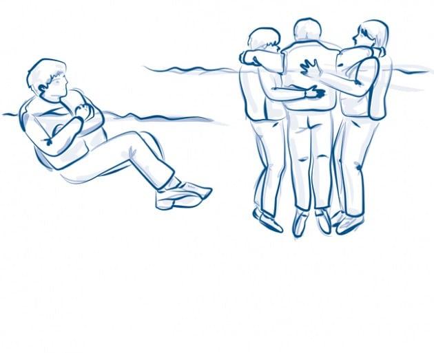 Come sopravvivere a un naufragio