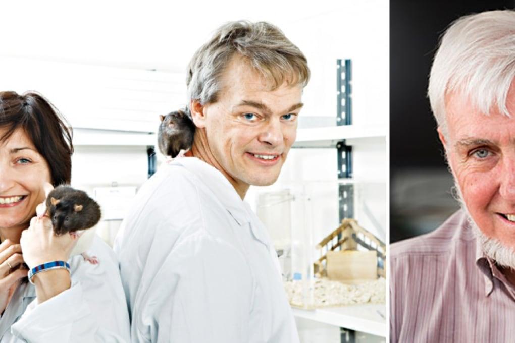 Il Nobel per la Medicina 2014 per la scoperta del