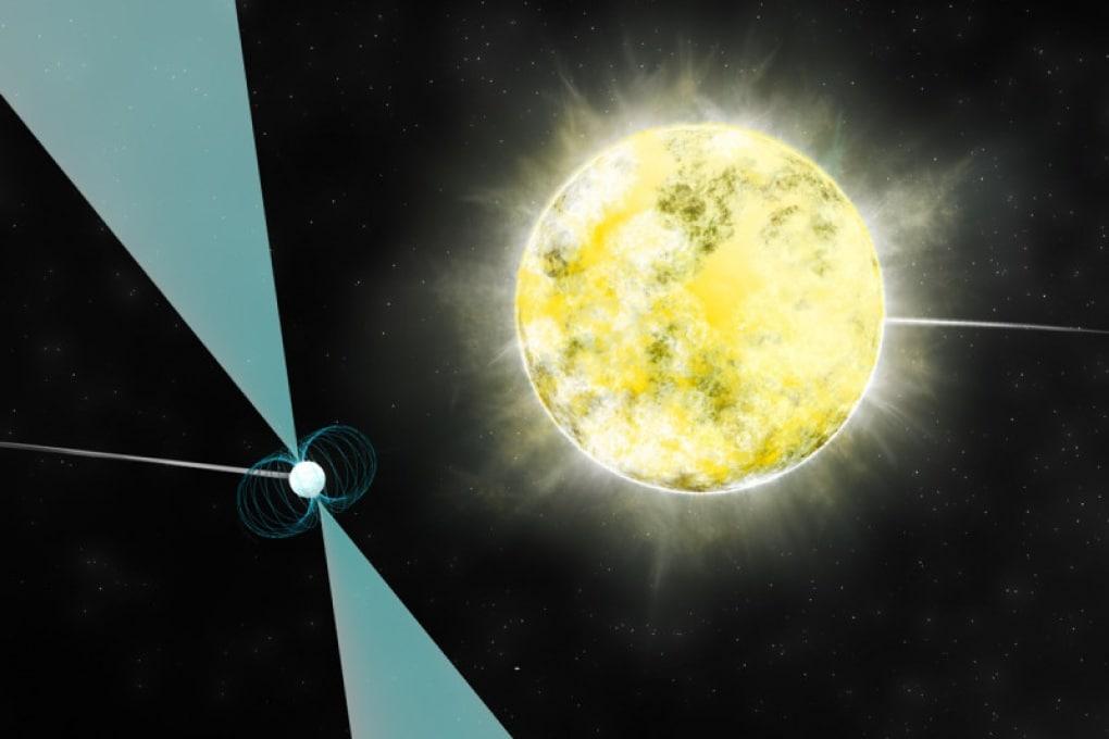 Nello Spazio c'è un diamante delle dimensioni della Terra