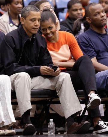 Da Obama a Renzi: a ognuno il suo smartphone