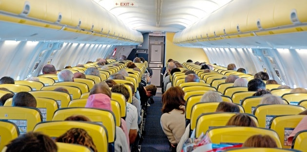 Tecnologie allo studio per far volare gli aerei da soli for Disegni base della cabina