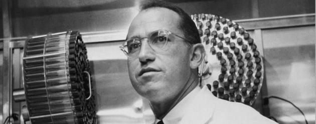 Jonas Salk, l'uomo che sconfisse la poliomielite