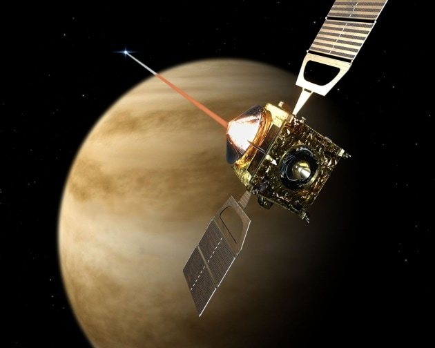 Venus Express, la missione è ufficialmente finita