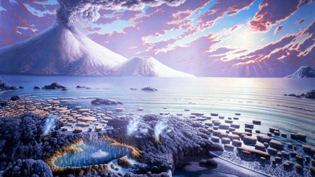 La vita complessa sulla Terra è forse molto più antica del previsto