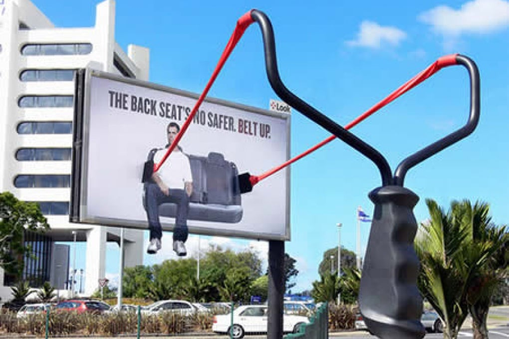I cartelloni pubblicitari che riconoscono chi li guarda