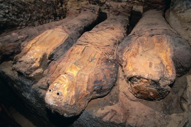 L'origine delle mummie egizie retrodatata di 1500 anni
