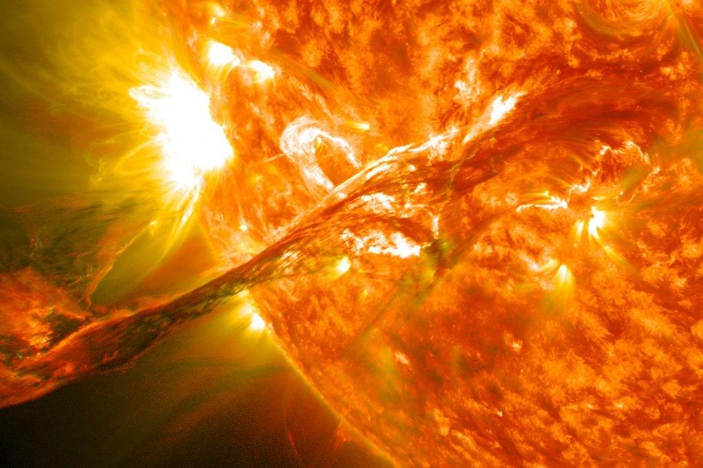 Attività solare alla nascita e durata della vita: c'è un legame?