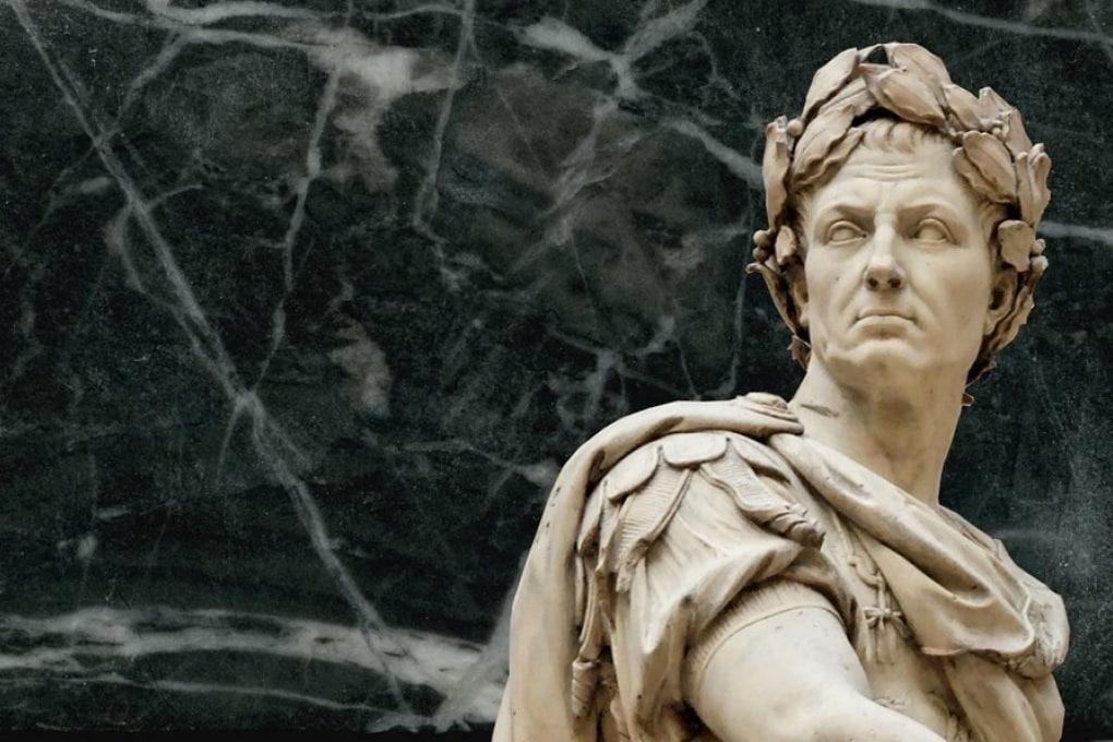 Giulio Cesare soffrì di ictus ripetuti, non di epilessia