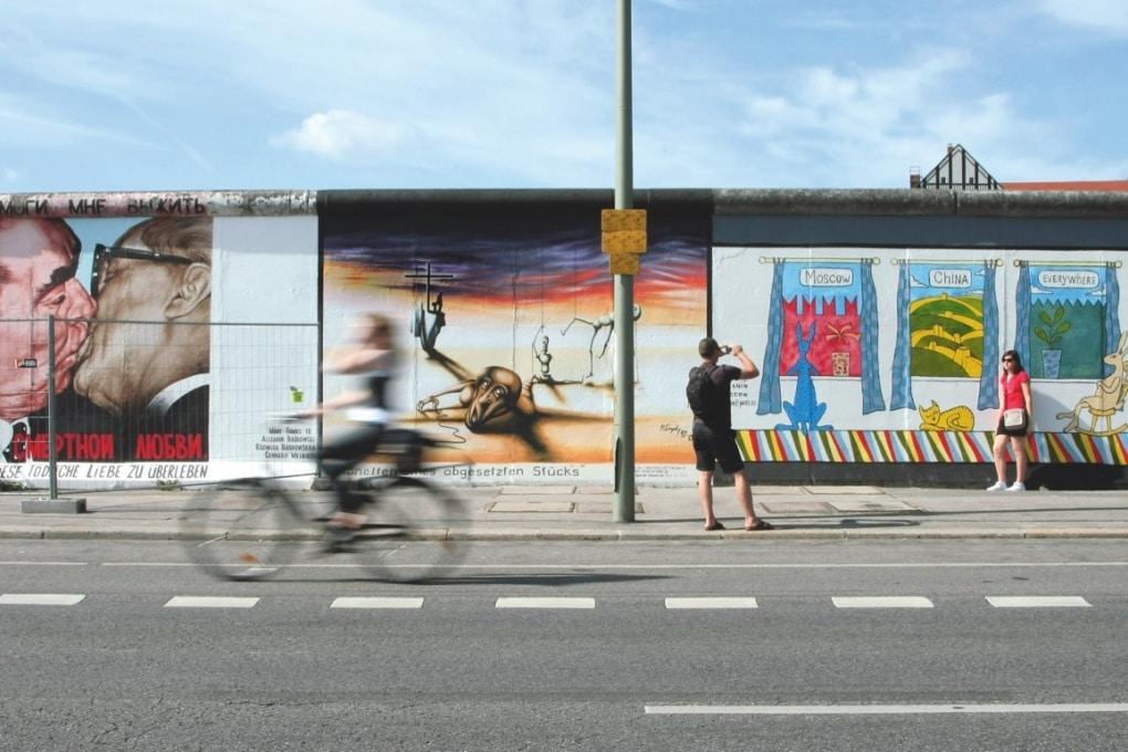 La caduta del muro di Berlino e la nascita della nuova Europa