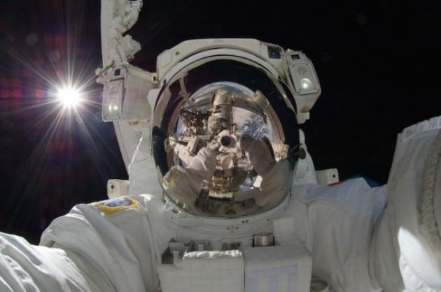 Selfie spaziali