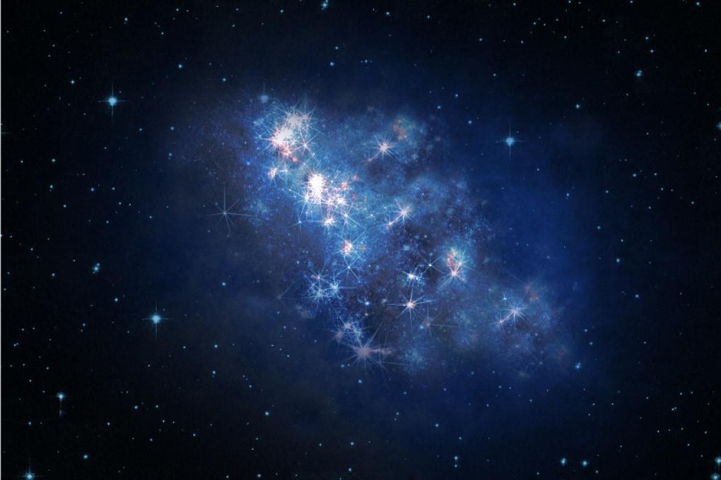 Scoperta la galassia più distante nell'Universo: è una fucina di stelle