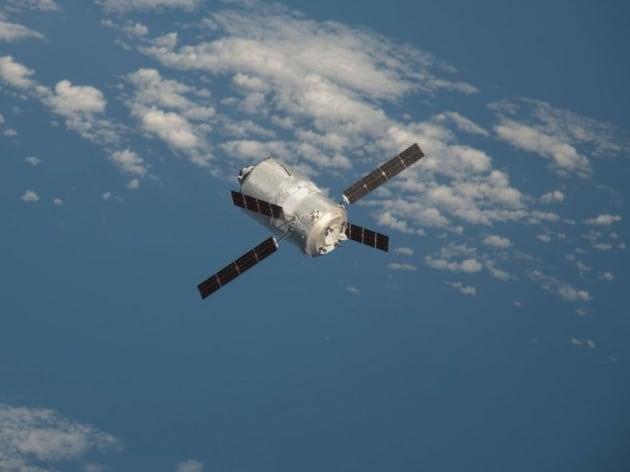 Stazione Spaziale: la fine programmata dell'Atv-5
