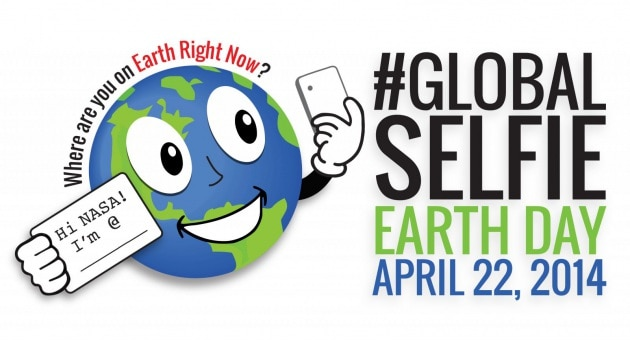 Un selfie per la Terra