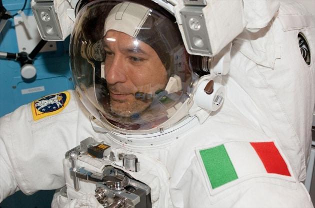 Luca Parmitano racconta Volare: la prima conferenza stampa dall'Italia