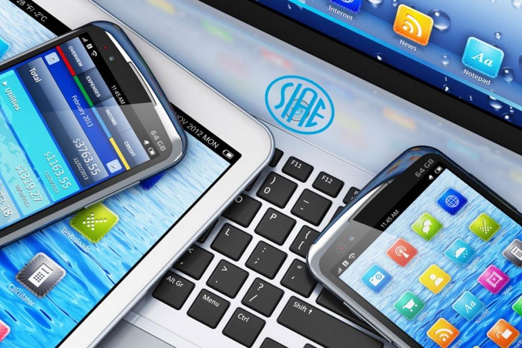 Smartphone, tablet, TV e l'aumento della tassa SIAE