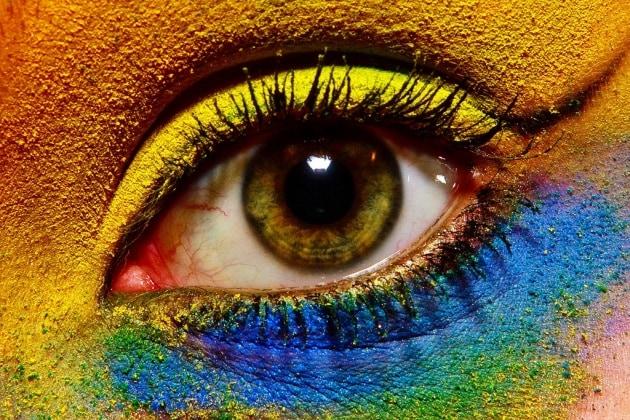 Cos l 39 uomo impar a vedere i colori - Arcobaleno a colori e stampa ...