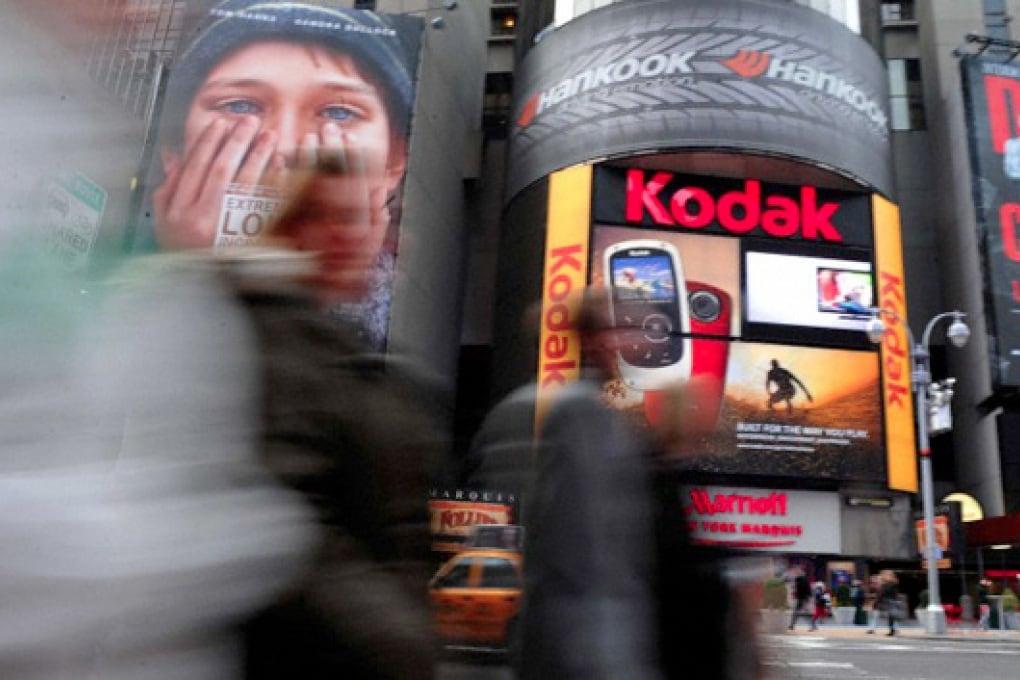 Apple e Google si alleano per i brevetti Kodak