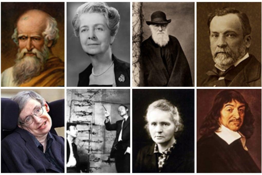 Qual è lo scienziato più importante della storia?
