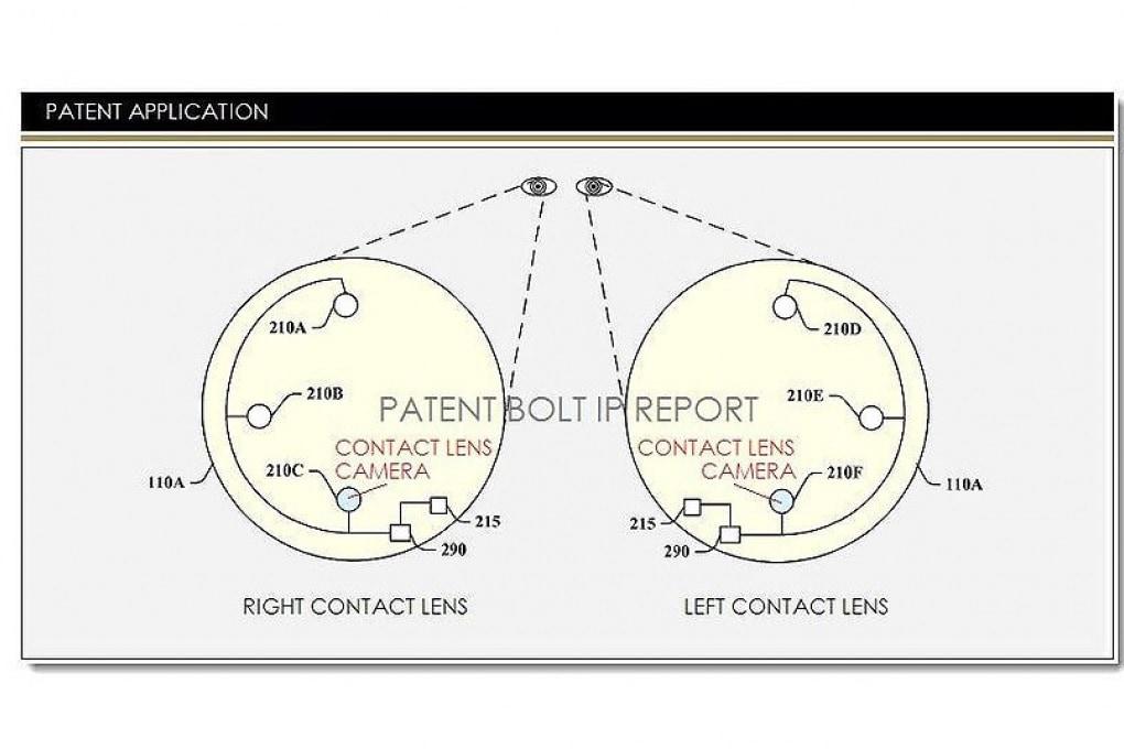 Google brevetta le lenti a contatto super intelligenti